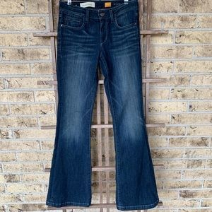 Pilcro and the Letterpress wide leg FLARE jeans